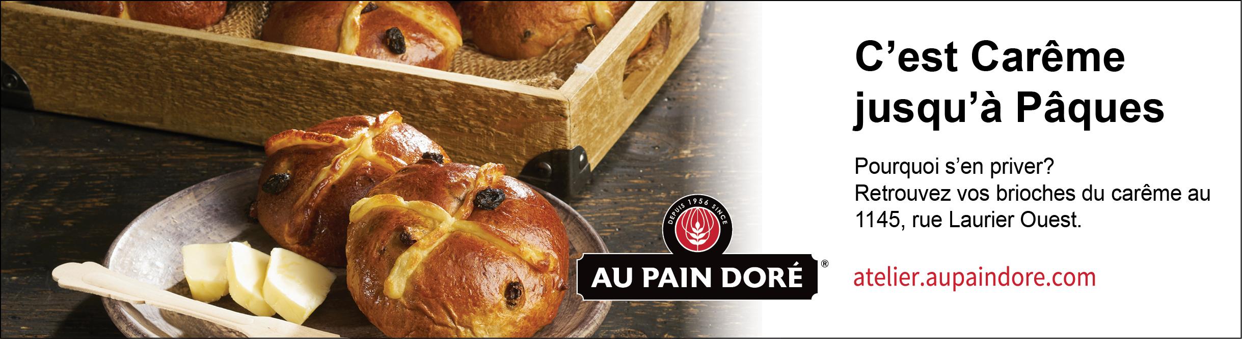 Au pain doré Laurier