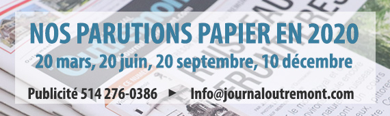Parution journal outremont