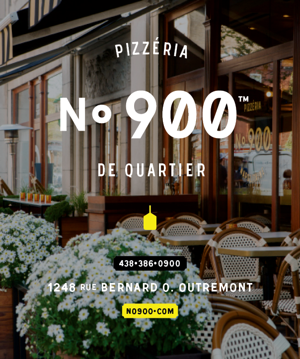 Pizza No900