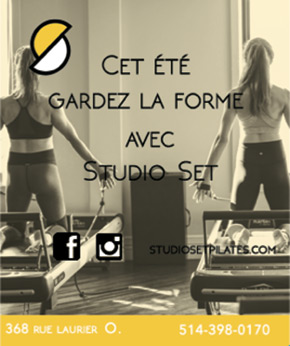 Studio Set Pilates